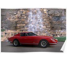 1967 Ferrari 275 GTB -Riverside, Missouri Poster