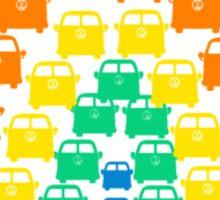 Kombi Rainbow Sticker