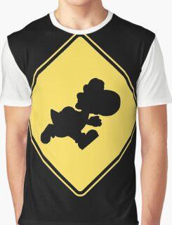Yoshi Crossing Graphic T-Shirt