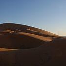 Erg Chebbi,  Moroccan Sahara by Alisdair Gurney