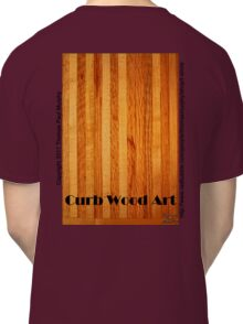 Official Curb Wood Art T shirt Classic T-Shirt