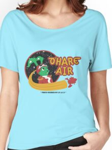O'Hare Air Women's Relaxed Fit T-Shirt
