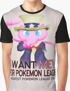 I want mew! Graphic T-Shirt