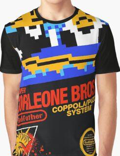 Super Corleone Bros Graphic T-Shirt