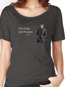 Live Long and Misbehave Women's Relaxed Fit T-Shirt