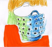shopping bag with holes by Shylie Edwards
