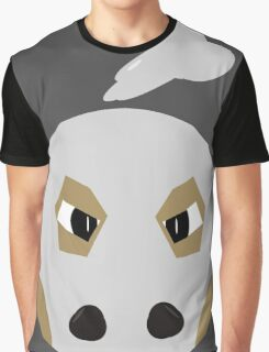 Cubone Ball Graphic T-Shirt