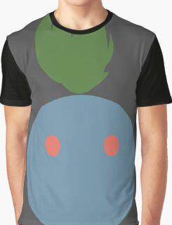 Oddish Ball Graphic T-Shirt
