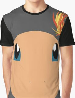 Charmander Ball Graphic T-Shirt