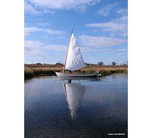 sail1 Photographic Print