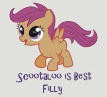 Best Filly Scoots by FeralSocks