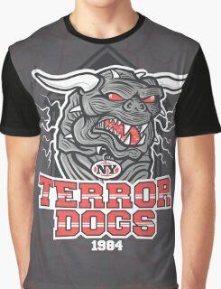 NY Terror Dogs Graphic T-Shirt