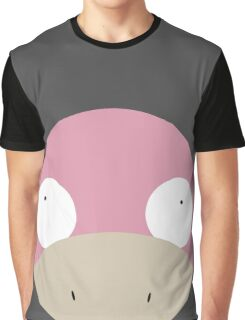 Slowpoke Ball Graphic T-Shirt