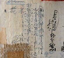 Oriental I by Lorna Crane