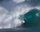 Josh Kerr.2 At Billabong Pipe Masters In Memory of Andy Irons 2011 by Alex Preiss