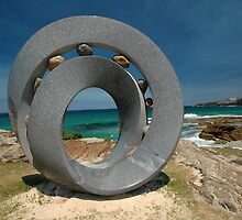 Spiral 2 @ Sculptures By The Sea, 2011 by muz2142
