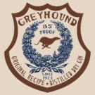 Greyhound Gin by aBrandwNoName