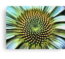 Flora Extreme Canvas Print