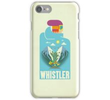 """Blue Bird"" Whistler Village iPhone case iPhone Case/Skin"