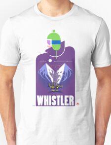 """""""Full Moon"""" Whistler Village Shirt T-Shirt"""