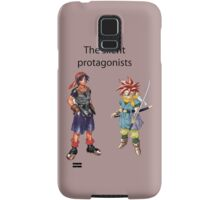 The Silent Protagonists Samsung Galaxy Case/Skin