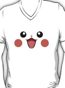 Pika Pika Face T-Shirt