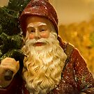 """""""Father Christmas"""" by Melinda Stewart Page"""