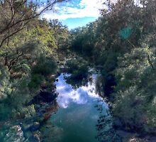 Waren River #1 by BigAndRed