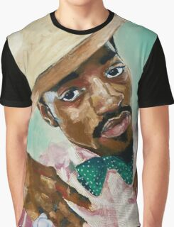 Andre 3000 Graphic T-Shirt