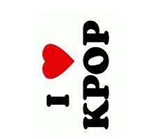 I Love KPop by Ommik