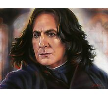 Snape: Sectumsempra detail Photographic Print