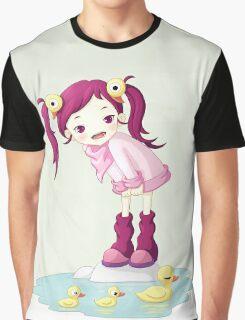 Puddle Ducks Graphic T-Shirt
