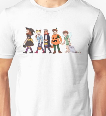 trick or treat !! Unisex T-Shirt
