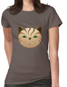 Buch Womens Fitted T-Shirt