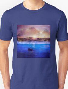 Blue/purple, trip Unisex T-Shirt