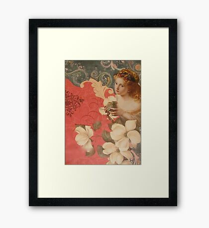 A Gift Framed Print