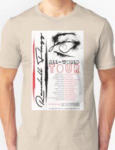 Randall Flagg World Tour- Contemporary/Jazz/Prog Rock Unisex T-Shirt