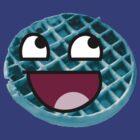 Blue waffle.....*shudder* by num421337
