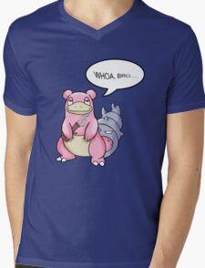 WHOA, BRO... Mens V-Neck T-Shirt