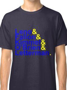 Late Night Jetset Classic T-Shirt