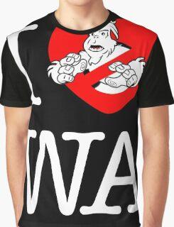 I PNW:GB WA (black) v2 Graphic T-Shirt
