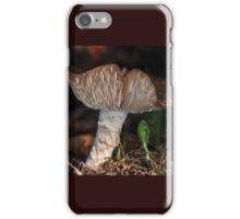 Sombrero - Mushroom iPhone Case/Skin