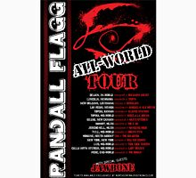 Randall Flagg World Tour- 80s Metal/Rock Style T-Shirt