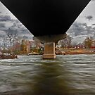 Under the Bridge by JLBphoto