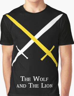 The Wolf and The Lion Graphic T-Shirt