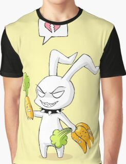 Eat Your Veggies Graphic T-Shirt
