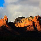 Winter in Sedona by Candy Gemmill