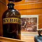 Large Myrrh Bottle by rjcolby