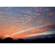 A Spectacular Frankland Sunrise Photographic Print