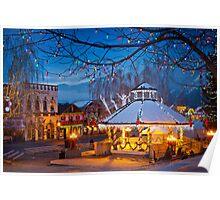 Leavenworth Holidays Poster